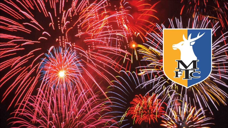 Tonight: Mansfield's Premier Fireworks display - News ...