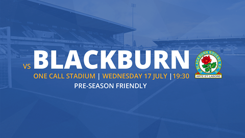 723beebca36 Stags to face Blackburn Rovers in pre-season friendly