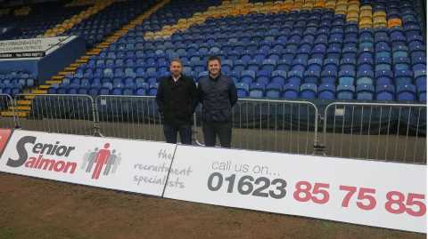 Pitchside advertising