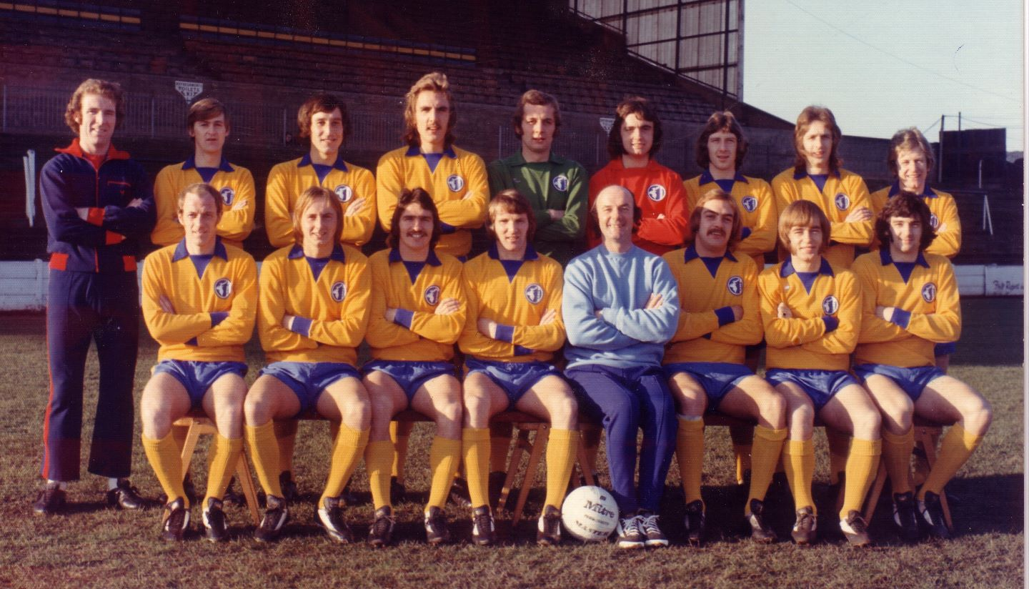 History - Mansfield Town