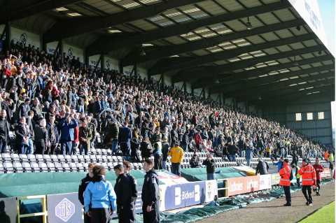 Away tickets