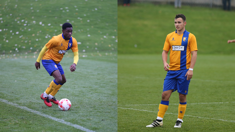 2fafdfca45a Midfield duo called up to England Futsal U23s  squad - News ...